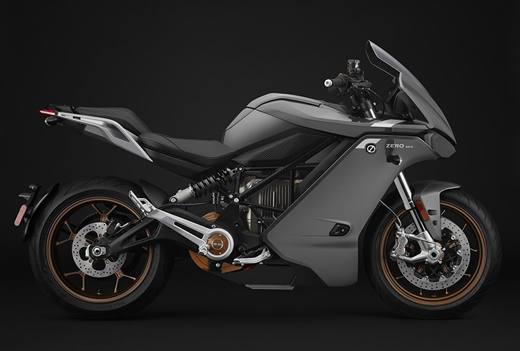 Zero SRS | Electric Motorcycles News