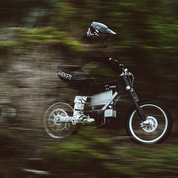 KALK INK from CAKE | Electric Motorcycles News