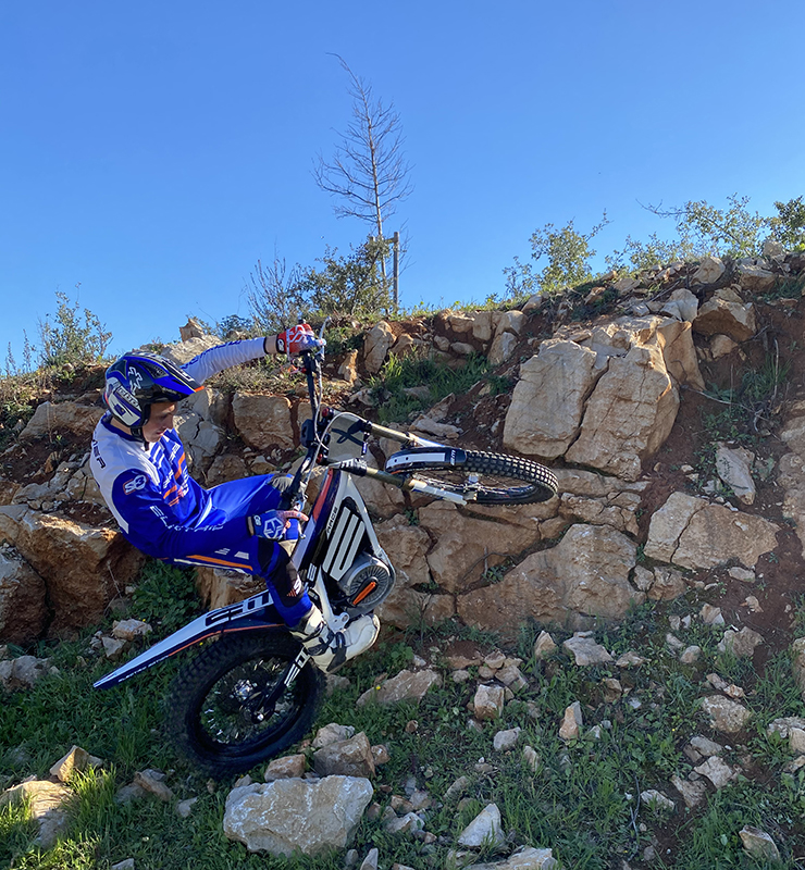Marc Colomer - Scottish Six Days Trial - Electric Motorcycles News