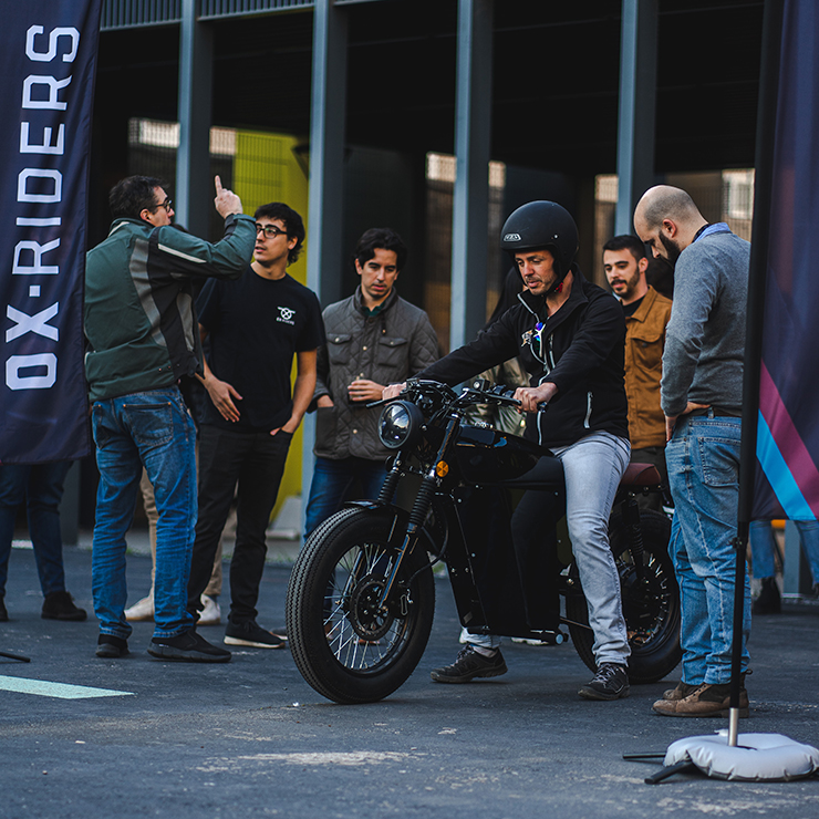 OX Riders | OX One | Electric Motorcycles News (EMN)