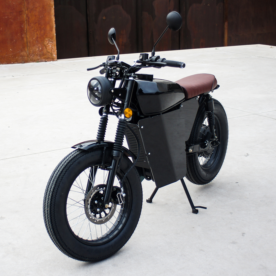 OX Riders |OX One | Electric Motorcycles News (EMN)