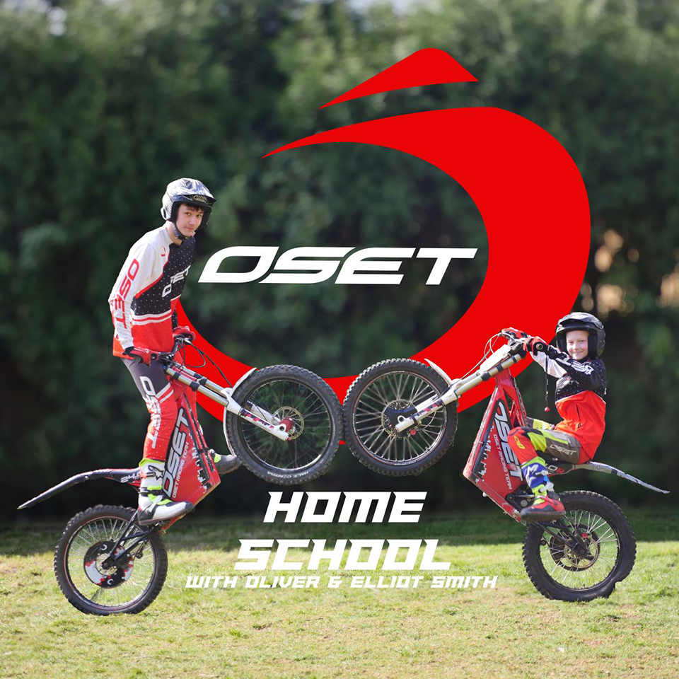 OSET activity pack - Electric Motorcycles News