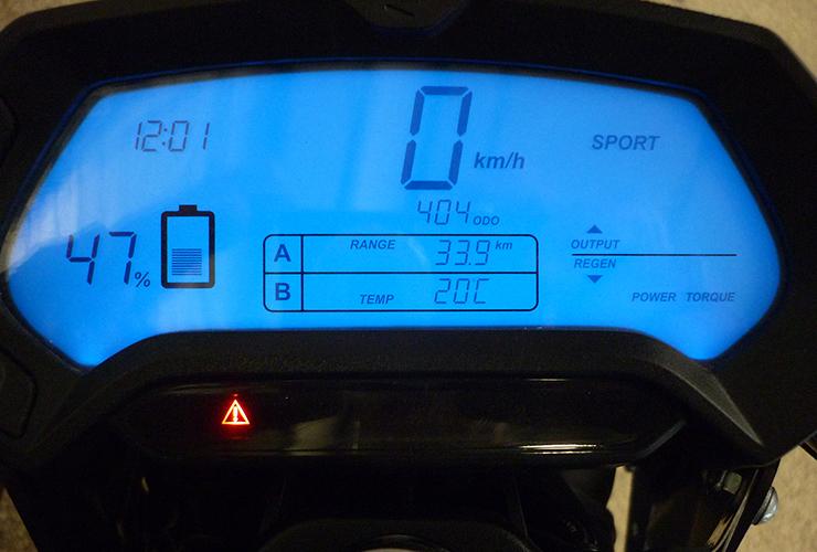 Electric Motorbikes |second-hand bike Zero FXS 6.5