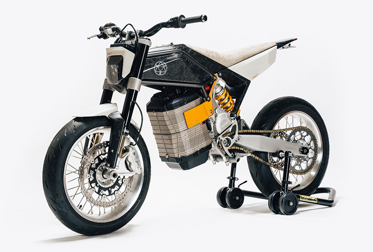 the PACT - Walt Siegl - Mike Mayberry - Electric Motorcycles News