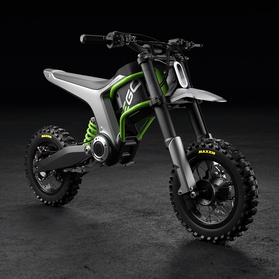 Zukun Plan concept EGO Z56 |Electric Motorcycles News