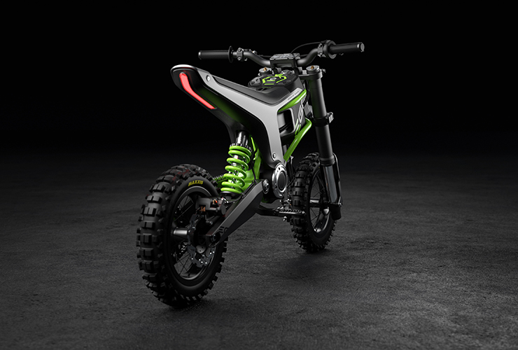 Zukun Plan concept EGO Z56 | Electric Motorcycles News