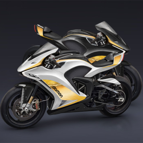 Damon Motorcycles - Hypersport Premier - Electric Motorcycles News (EMN)