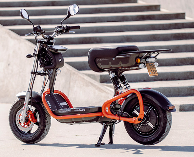 Electric Dutchman - Electric Motorcycles News