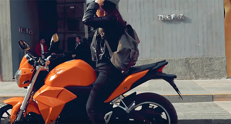 Evoke Electric Motorcycles - Electric Motorcycles News - EMN