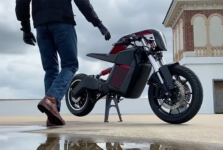 Vision Moto Project Denver Colorado - Maya - Josh Probst - Electric Motorcycles News
