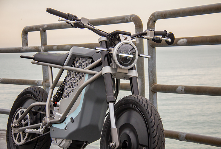 The Falcon - Cleveland CycleWerks - Electric Motorcycles News