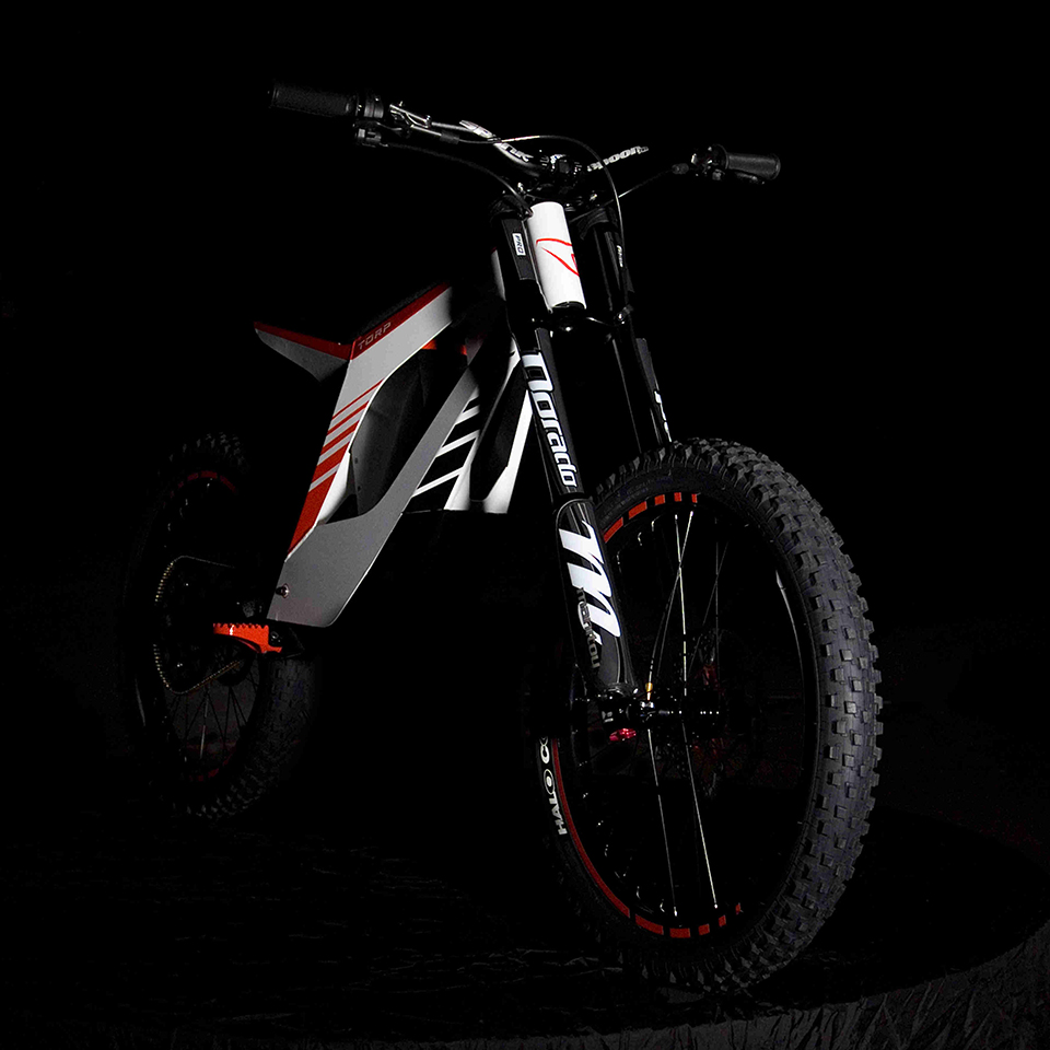 Torp Motors | Electric Motorcycles News
