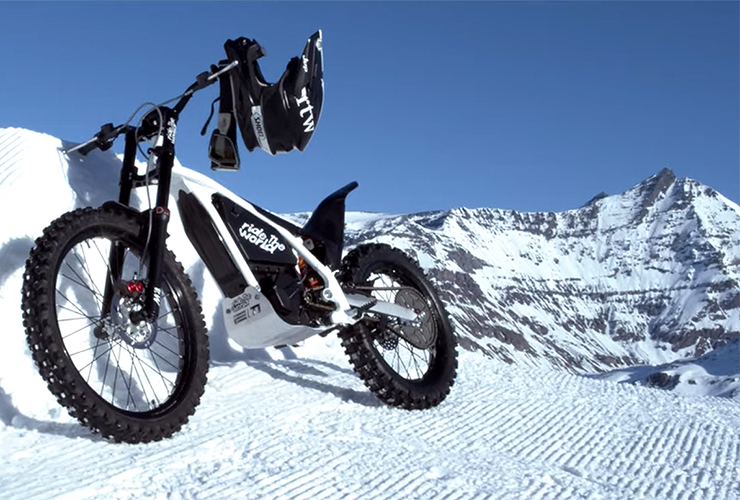 Kenny Thomas - Electric Motion Epure - Electric Motorcycles News