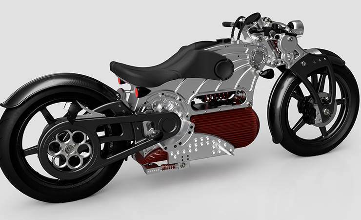 Curtiss Motorcycle Company | Electric Motorcycles News