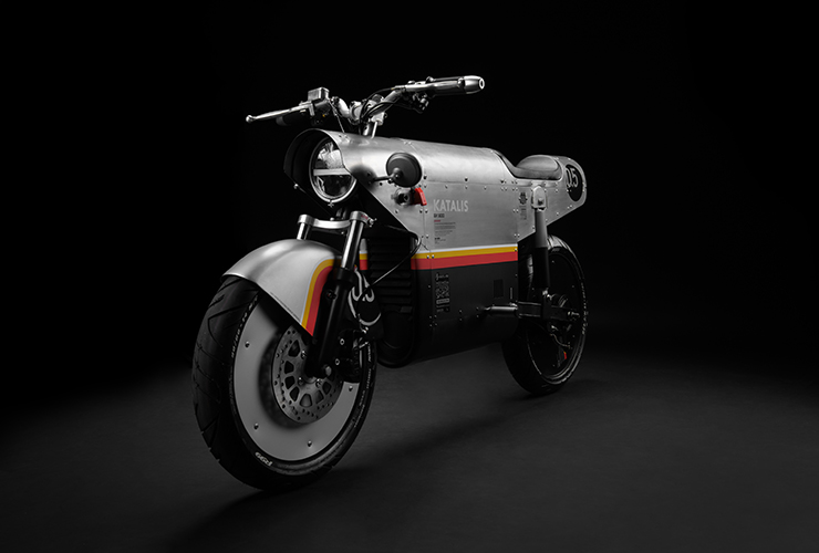 Katalis EV-500 | Indonesia | Electric Motorcycles News