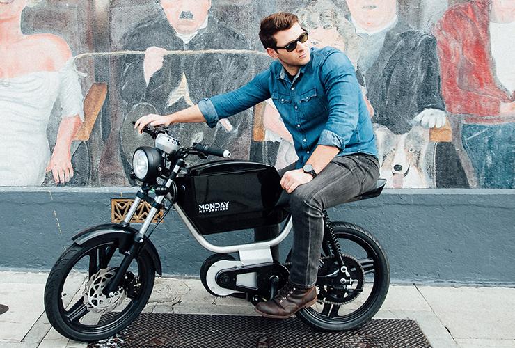 Monday Motorbikes |Electric Motorcycles News