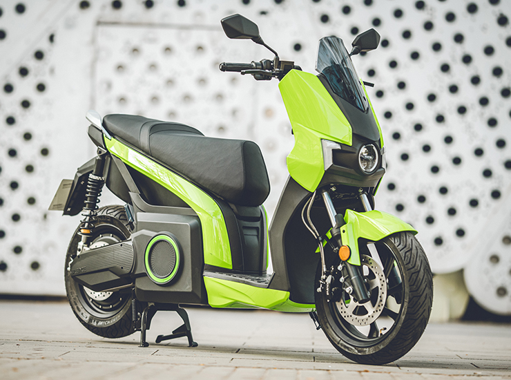 Silence S01 - THE PACK - Electric Motorcycles News