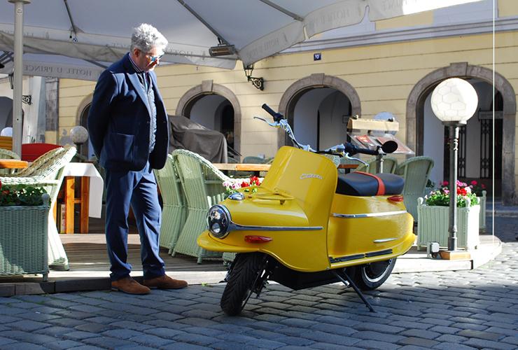 Cezeta | Electric Motorcycles News