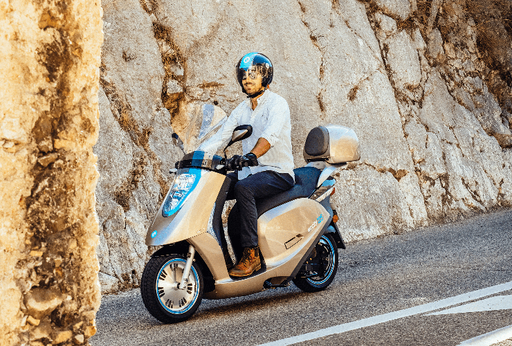 eccity motorcycles France - Electric Motorcycles News