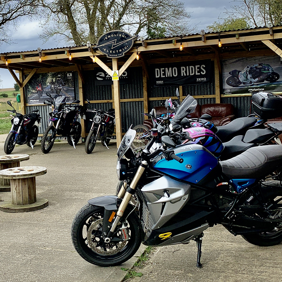 English Electric Motor Co  Electric Motorcycles News