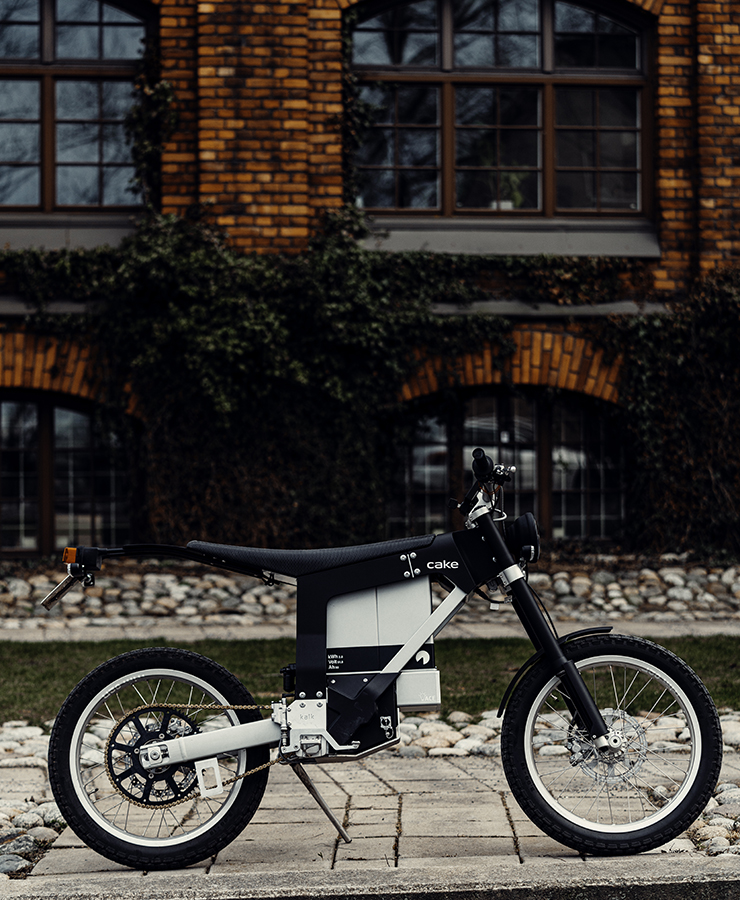 KALK INK SL | Electric Motorcycles News