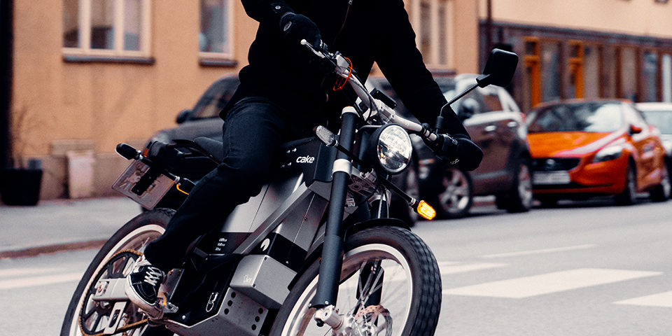KALK INK SL  Electric Motorcycles News