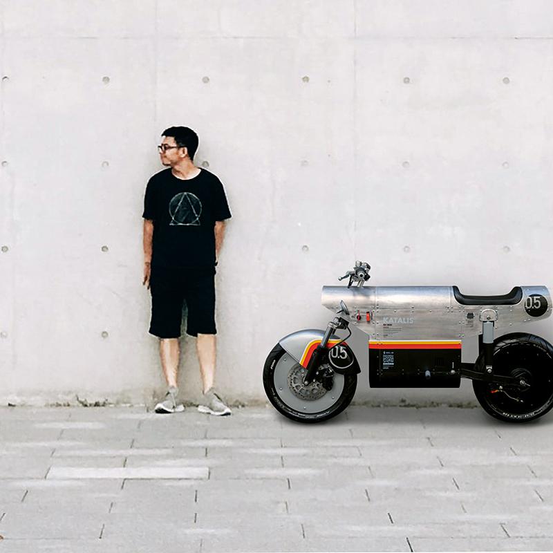 Katalis EV-500   Indonesia   Electric Motorcycles News