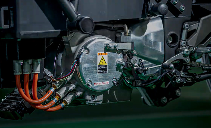 Kawasaki EV Endeavor | Electric Motorcycles News
