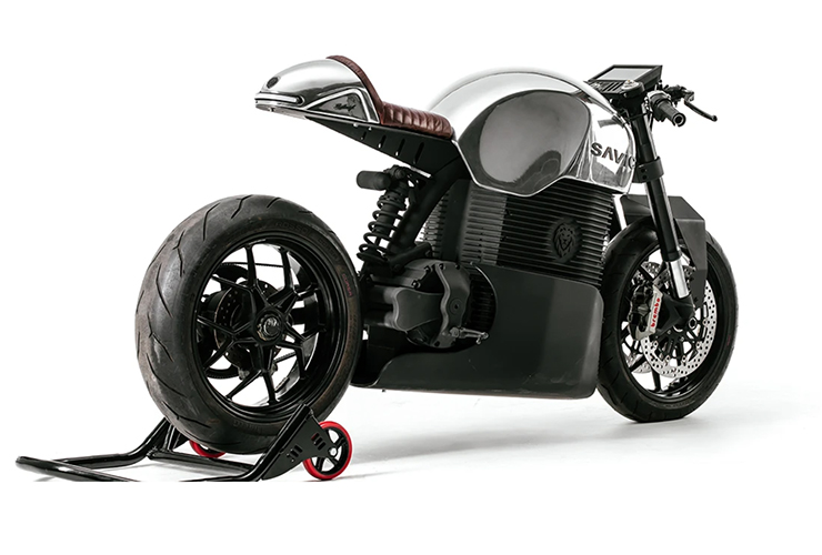 Savic Motorcycles | Electric Motorcycles News