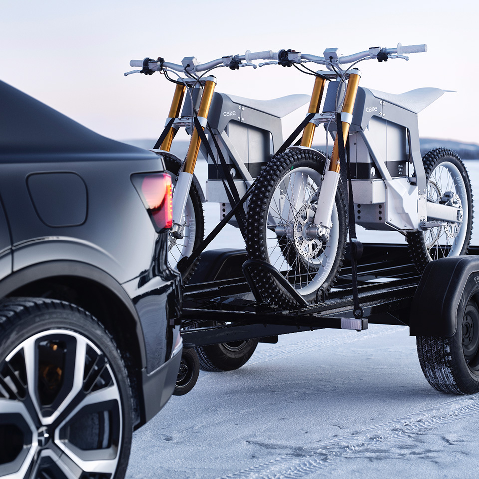 Cake - Kalk - Polestar - Volvo - Electric Motorcycles News