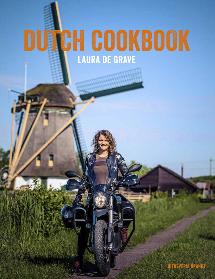 Dutch Cookbook - Laura de Grave | Electric Motorcycles News