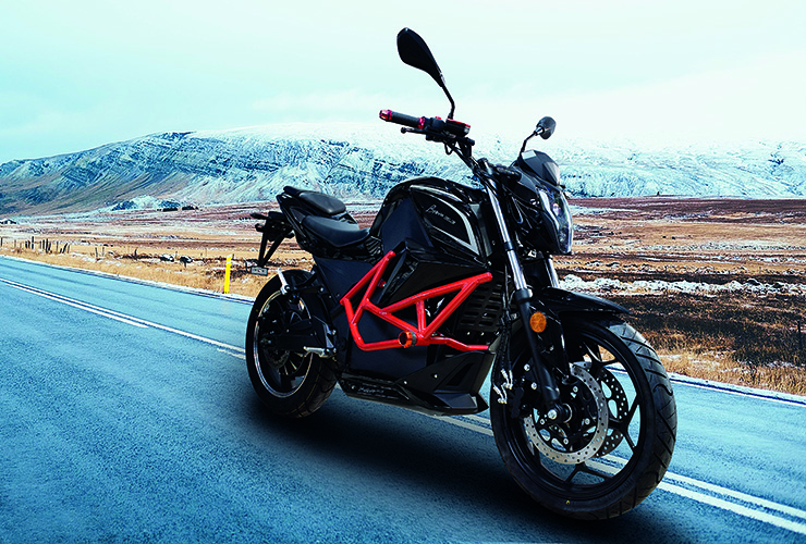 Ebroh Bravo GLE | Spain | Electric Motorcycles News