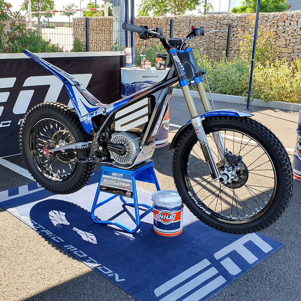 Electric Motion | Epure Comp Limited edition | Electric Motorcycles News