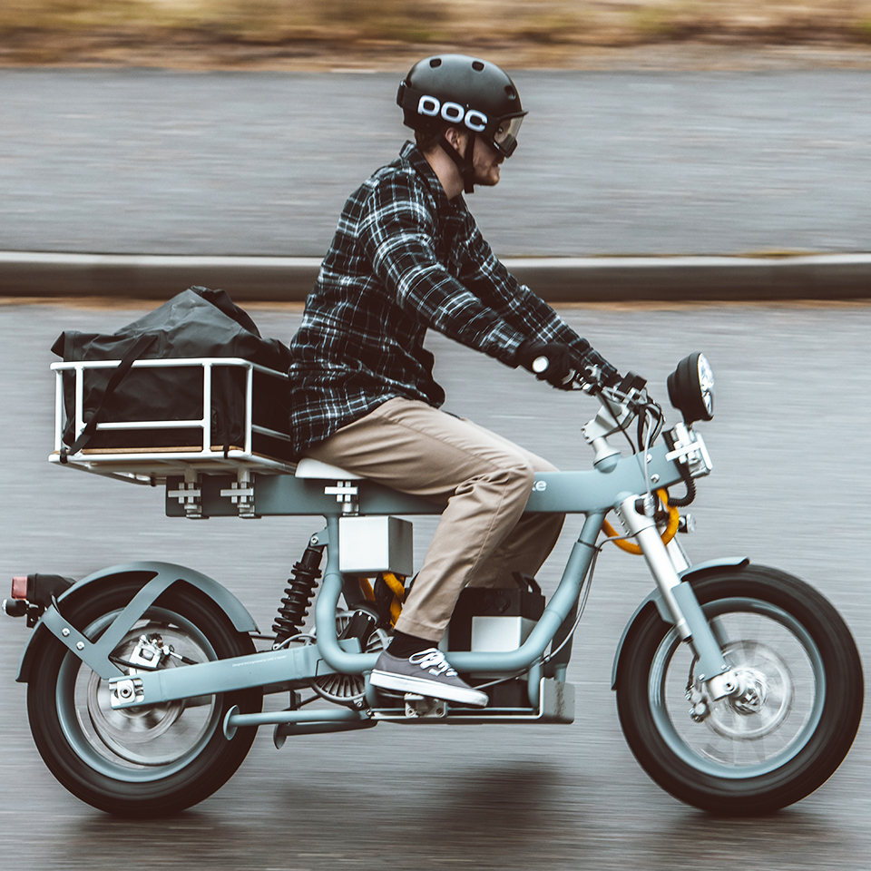 ösa electric utility vehicle | Electric Motorcycles News
