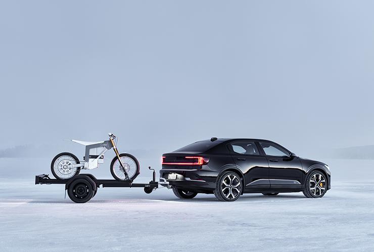 Cake - Kalk - Polestar - Volvo - Electric Motorcycles News