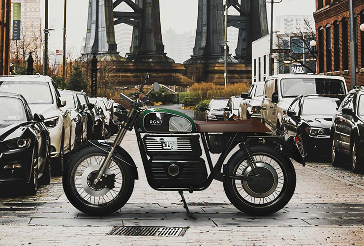 RGNT Motorcycles | Electric Motorcycles News