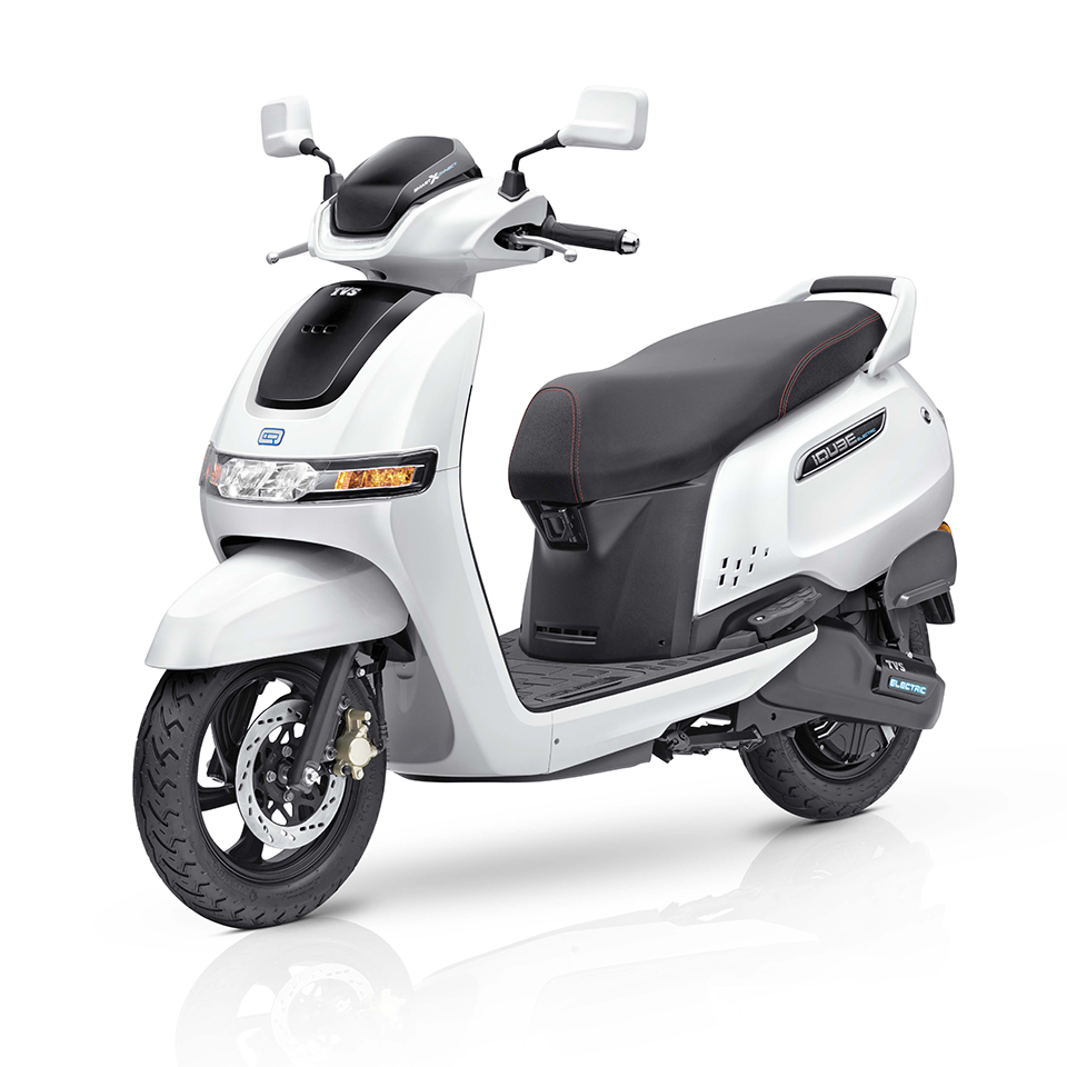 TVS iQube electric | Electric Motorcycles News