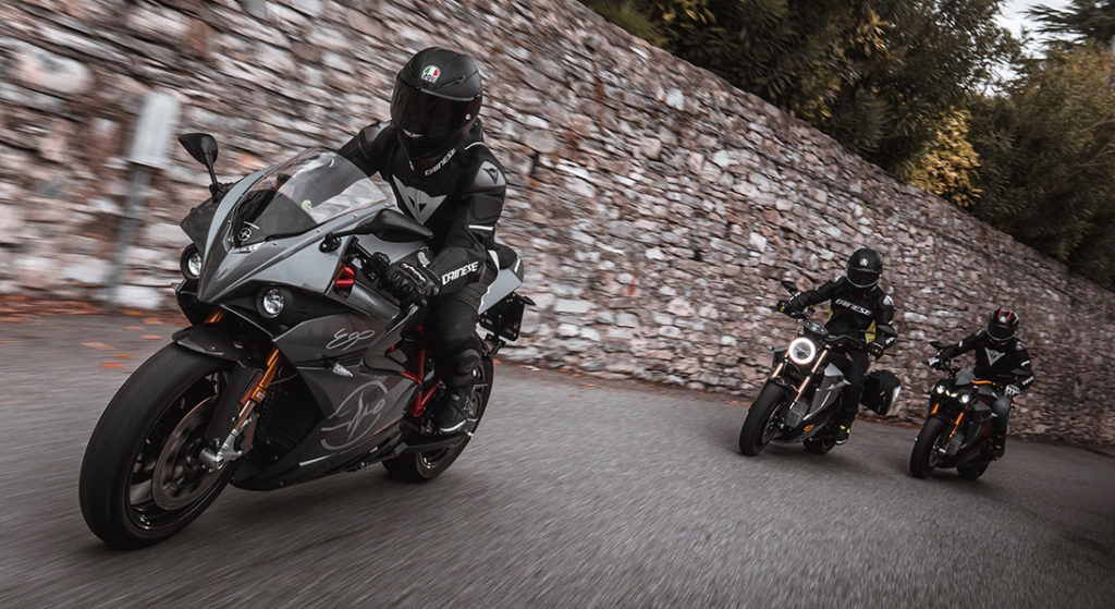 Energica | Electric Motorcycles News