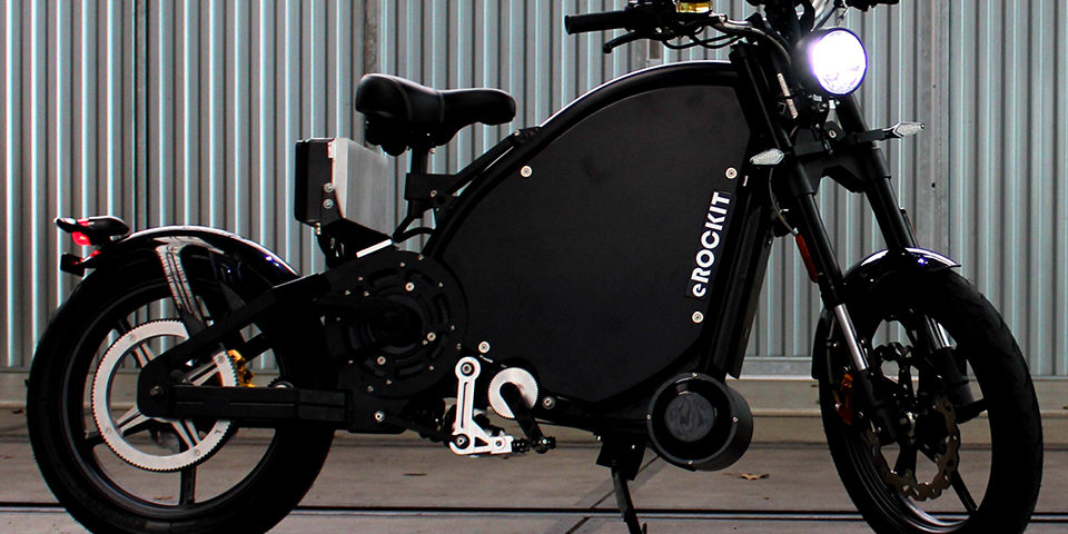 eROCKIT  Made in Germany  Electric Motorcycles News