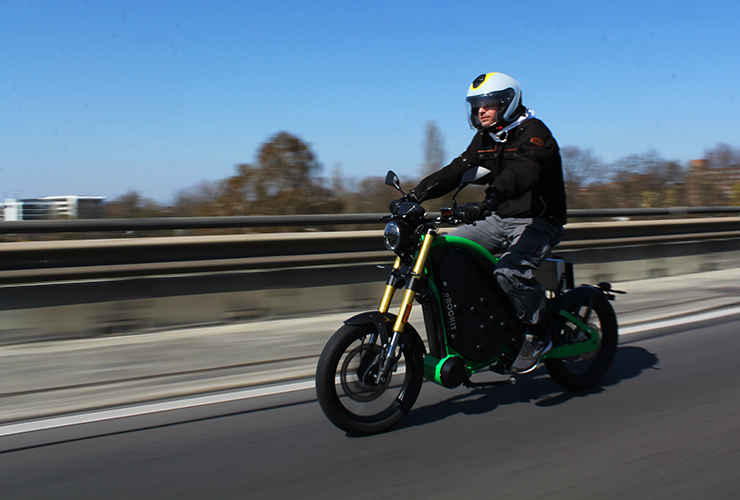 eROCKIT | Made in Germany | Electric Motorcycles News