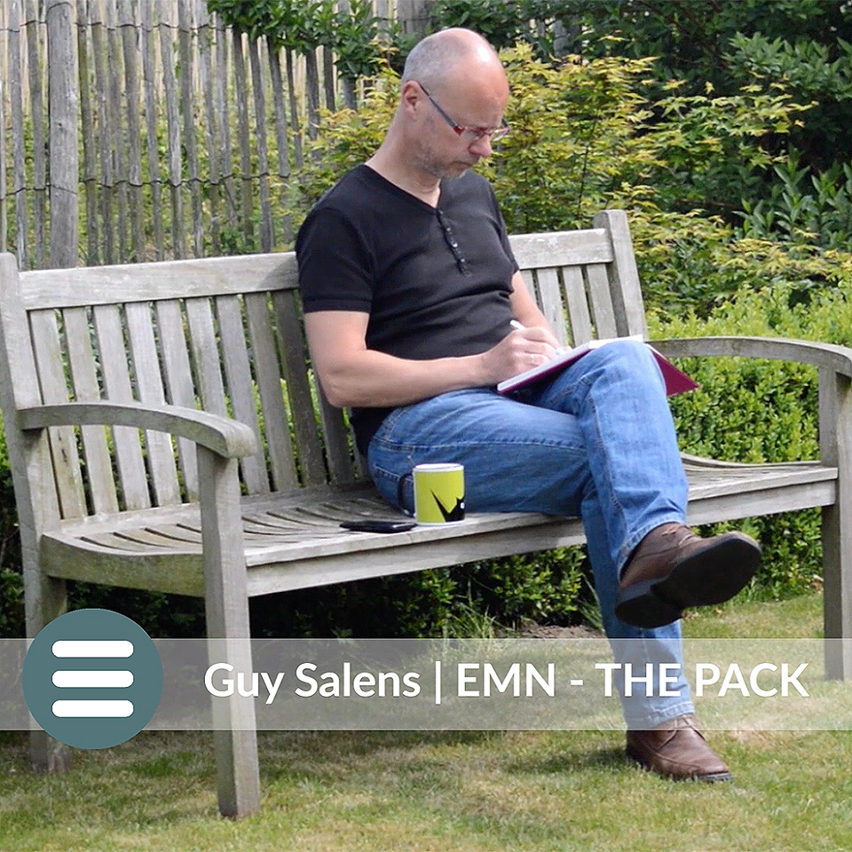 Guy Salens | Owner EMN - THE PACK | Electric Motorcycles News