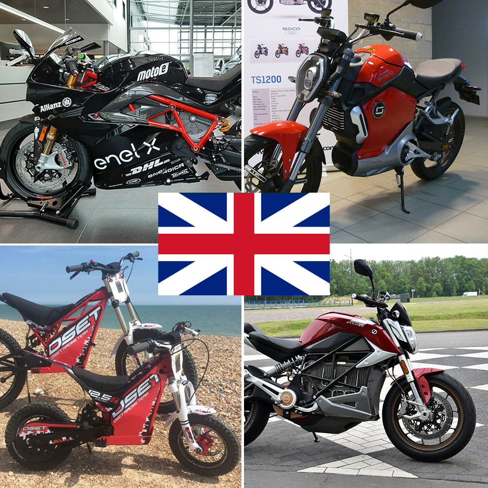 Ken Pearson event electric motorcycles | Electric Motorcycles News
