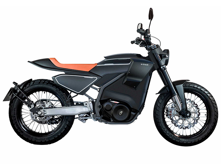 Pursang E-track pre order | Electric Motorcycles News