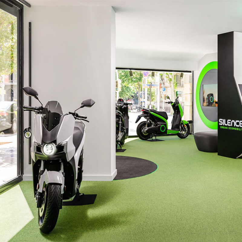 Silence Spain |Electric Motorcycles News