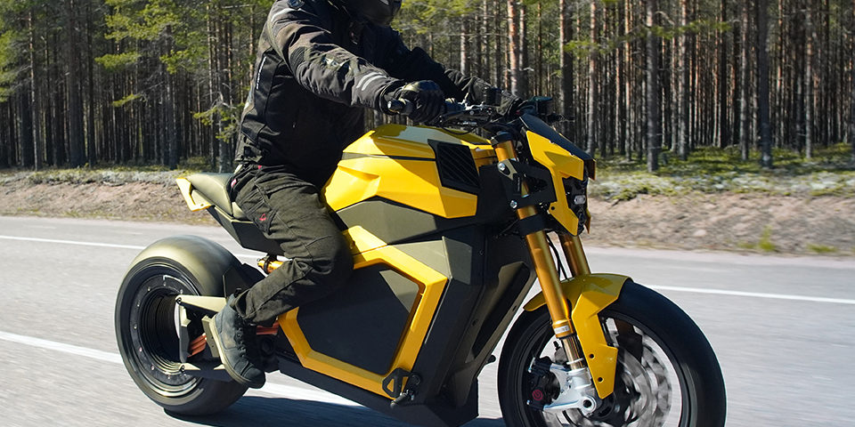 Verge Motorcycles TS |Electric Motorcycles News