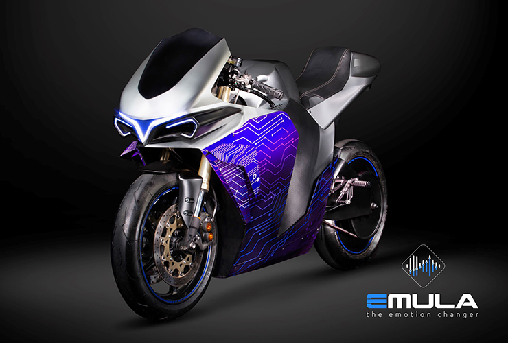 Emula - McFly software - 2electron - Electric Motorcycles News | THE PACK