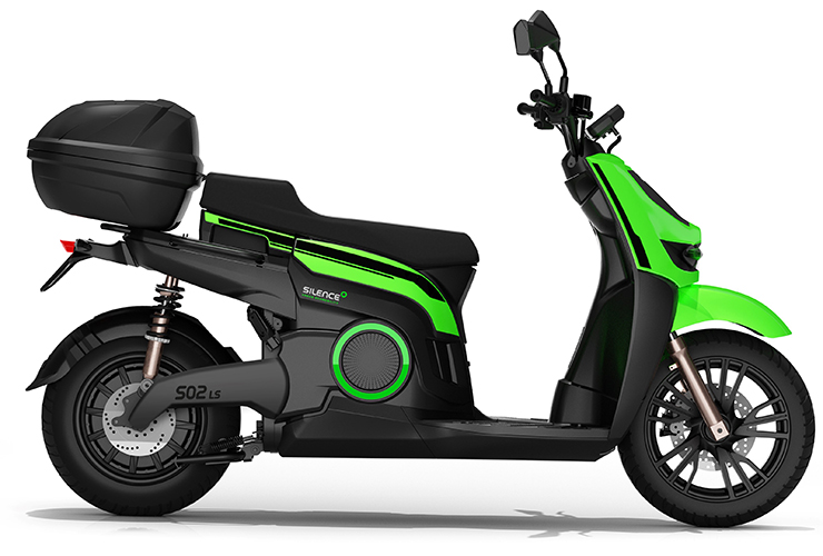 Silence S02 LS electric scooter - Electric Motorcycles News | THE PACK