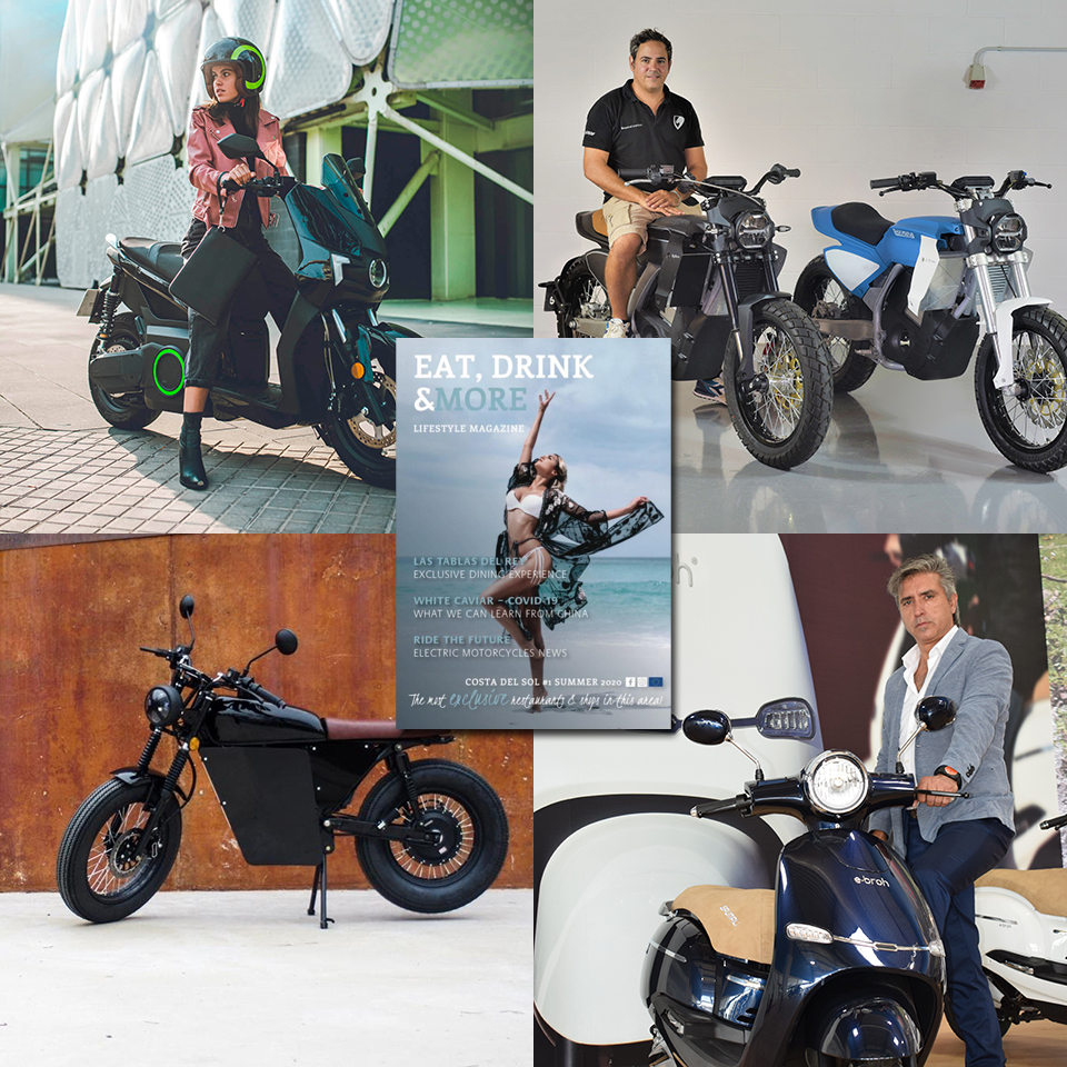 Eat Drink and More - Marbella edition | Electric Motorcycles News