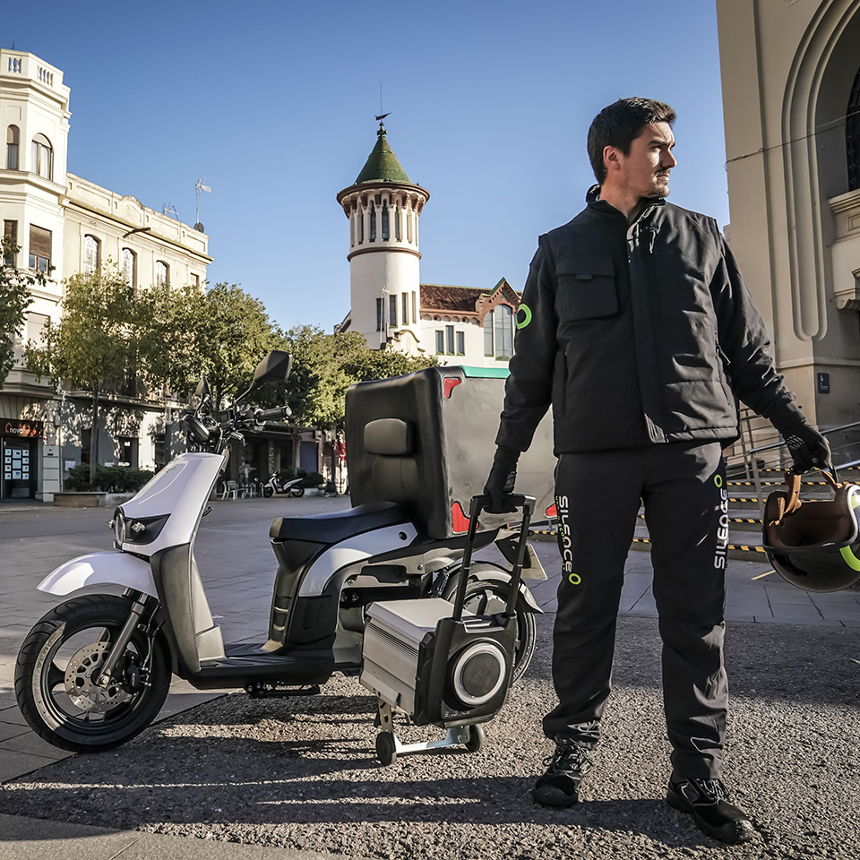 Silence S02 LS electric scooter - Electric Motorcycles News |THE PACK