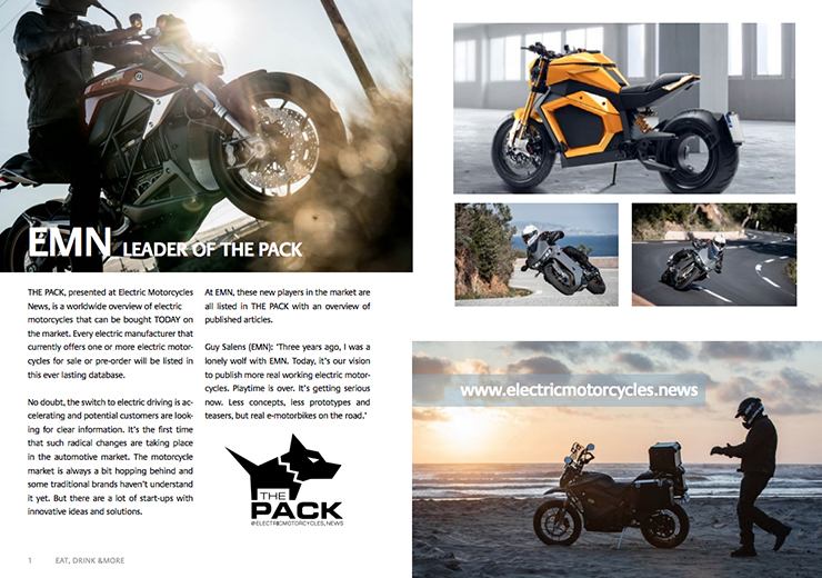 Eat Drink and More - Marbella edition |Electric Motorcycles News